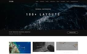 29 Free Photography Website Templates For Photographers 2018