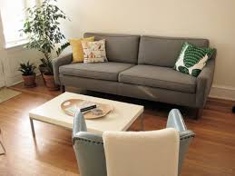 ... Interesting Upholstered Couch Upholstery Pronunciation Upholstered  Couch And Greeneries On=clay Pot And ...