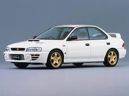 1996-98 Subaru Impreza WRX STi | JDM | Pinterest | Subaru impreza ...
