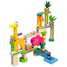 wooden marble toy wooden marble run toy plans