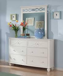 homelegance 2119kw 1ck sanibel cottage white wood king bedroom set 4pcs