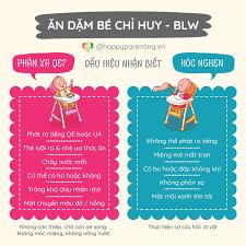 Một vài lưu ý khi cho con ăn dặm bé chỉ huy - Happy Parenting with Tu-Anh  Nguyen