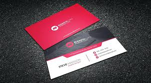 photo card maker templates business card maker template free red hot contemporary business card