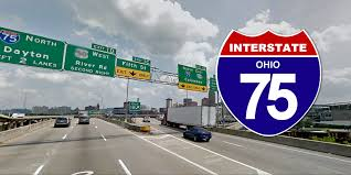 Full i-74 Closures Ohio And Detour Exit I-75 Ramp Guide For I-75 In
