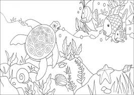 The Rainbow Fish Coloring Page Free Coloring Pages On Art Coloring