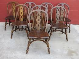 english windsor chairs 8 dining room chairs