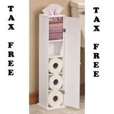 tissue stand holder. Contemporary Tissue Image Is Loading ToiletPaperCabinetStorageWhiteWoodBathroomTissue And Tissue Stand Holder T