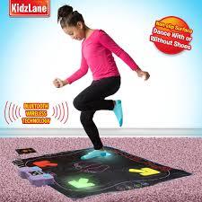 Light It Up Electronic Dance Mat Kidzlane Light Up Dance Mat