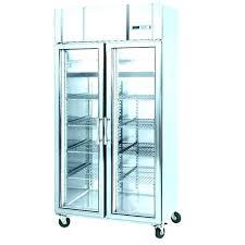 sliding door refrigerator used glass residential clear haier mini u