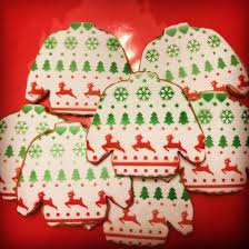 Christmas Pattern Sweater Awesome Inspiration Design