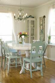 outstanding beach house dining table before after of my room cottage mismatched chair and idea chandelier