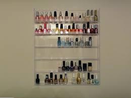 nail polish rack diy clear acrylic nail polish table display rack acrylic nail polish wooden nail nail polish rack diy