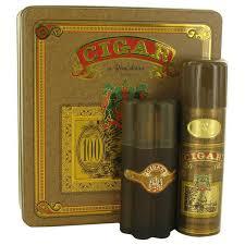 <b>Remy Latour Cigar</b> Cologne Men Eau De Toilette Spray Gift Box Set ...