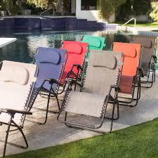 zero gravity patio chair luxury caravan sports oversized zero gravity recliner