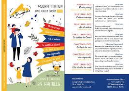 Centre Les Bruyeres Au Programme