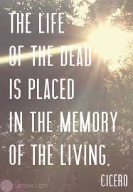 Eulogy Quotes