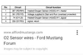 ford o2 sensor wiring diagram wiring diagram o2 sensor wiring diagram toyota at Universal Oxygen Sensor Wiring Diagram