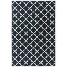 mohawk home elysian fields dark slate indoor area rug common 8 x 10