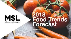 Presentation Foods Msls 2018 Food Trends Presentation