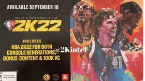 NBA 2K22 potential release date and ...