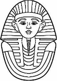 Small Picture Coloring Pages Vector Of A Cartoon Creepy Mummy Coloring Page