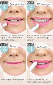 du venom lip sty beauty and