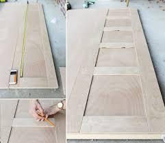 DIY Craftsman Style Closet Doors | wood working | Pinterest | Cheap ...