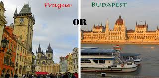 prague or budapest which to visit