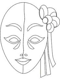Small Picture African Mask Coloring Page Art of Africa Pinterest Red