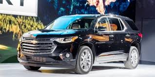 2018 chevrolet high country colors. Exellent High 2018 Chevy Traverse High Country Front Three Quarter On Chevrolet High Country Colors