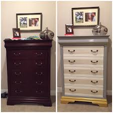 Painting Bedroom Furniture Before And After Bedroom Furniture Redo Chest Of Drawers Before After Annie