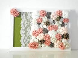 flower burst 3d metal wall art