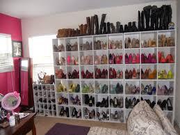Shoe Organization Update My Shoe Organization Shoe Wall Closet Office 2014