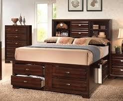 Levin Furniture Bedroom Sets Grayson Dark Brown 6 Piece Queen Bedroom Set Bedroom Furniture