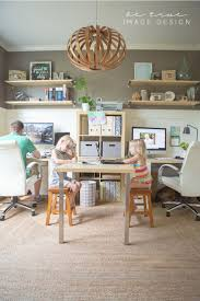 best 25 shared home offices ideas