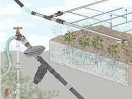 Drip Irrigation System Design And Installation Drip Irrigation Basics Make