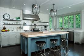 industrial kitchen lighting. View In Gallery Contemporary Kitchen With Two Industrial Pendant Lights Lighting U