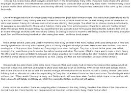 essay the great gatsby madrat co essay the great gatsby