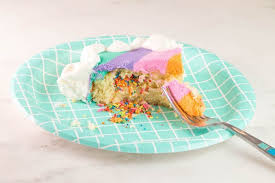 Easy As Sheet Cake Sprinkle Surprise Sheet Cake Erin Bakes
