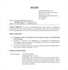 Latex Resume Examples Awesome Computer Science Resume Template Computer Science Resume Format