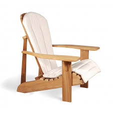 furniture the cozy adirondack chair cushions