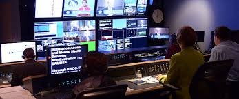 Communication Media Digital Communication Media Fda Tv Studio