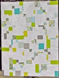 A modern double disappearing 9 patch quilt top by Marty Mason ... & A modern double disappearing 9 patch quilt top by Marty Mason Adamdwight.com