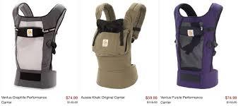 Zulily: ERGO Baby Carrier for $59 + shipping! - Money Saving Mom ...