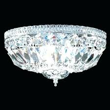 mini flush mount chandelier awesome small crystal flush mount lighting and small flush mount crystal chandelier