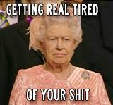funny random meme The Queen olympics london 2012 Olympic Opening ... via Relatably.com