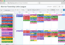 Teamup Calendar Shared Online Calendar For Groups Organizing