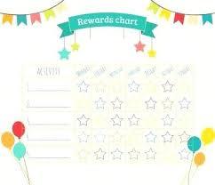 Printable Adhd Behavior Charts Livedesignpro Co