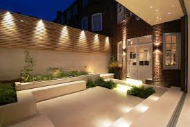 Contemporary Outdoor Lighting Interesting Interior Contemporary Outdoor Lighting Contemporary Exterior