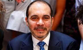 الأمير علي بن الحسين نائبا للعاهل الأردني